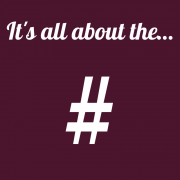 What's a hashtag?