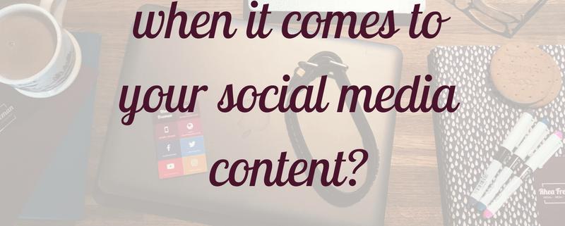 Does context matter on social media?