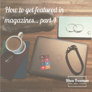 how to get featured in magazines