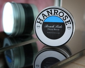 Hanrose Candle