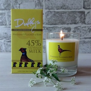 Pheasant Plucker & Son Candle