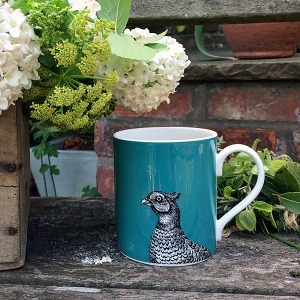 Pheasant Plucker & Son Mug