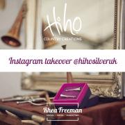 Blenheim horse trials instagram takeover