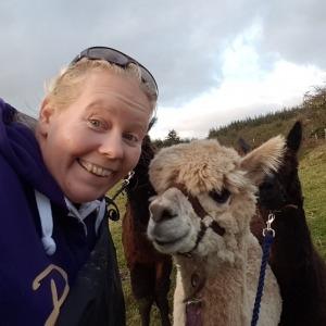 Emma Collison - Moor View Alpacas
