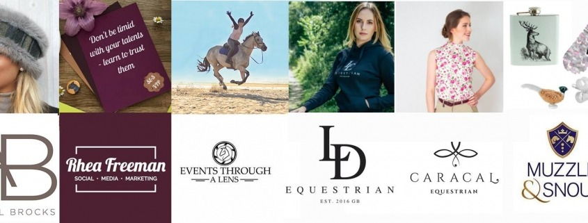 Christmas collaboration - equestrian gifts galore
