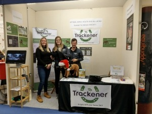 Ruth Box - Trackener - Team at Olympia