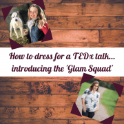 How to dress for a TEDx talk