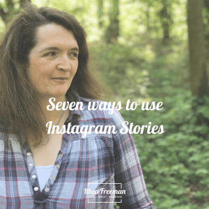 Seven ways to use Instagram Stories