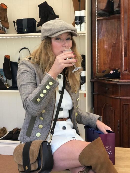 Karen McConnell Royal highland Show