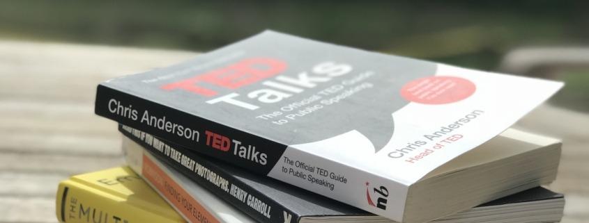TED Talks Public Speaking Books