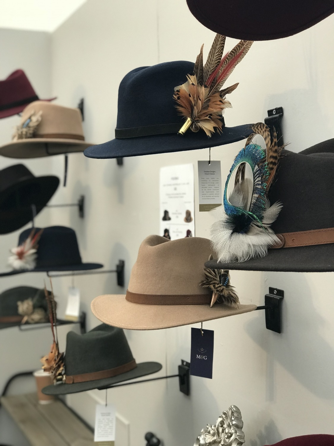 8e0c687df90 Stands to see at The Game Fair - Mackenzie   George