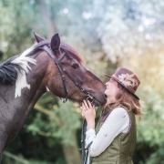 10 things I learned from having an equestrian photoshoot with Sophie Callahan