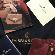 Fairfax and favor oxblood reginas