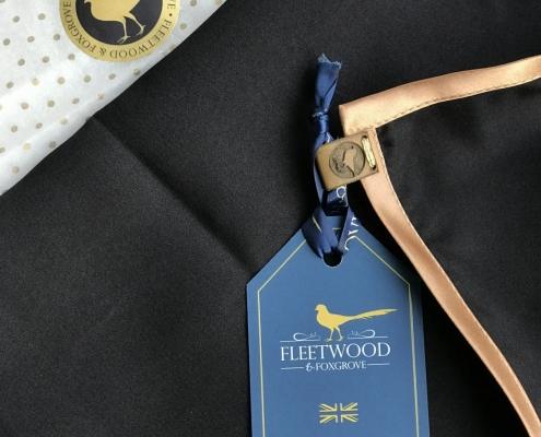 Fleetwood and foxgrove field scarf