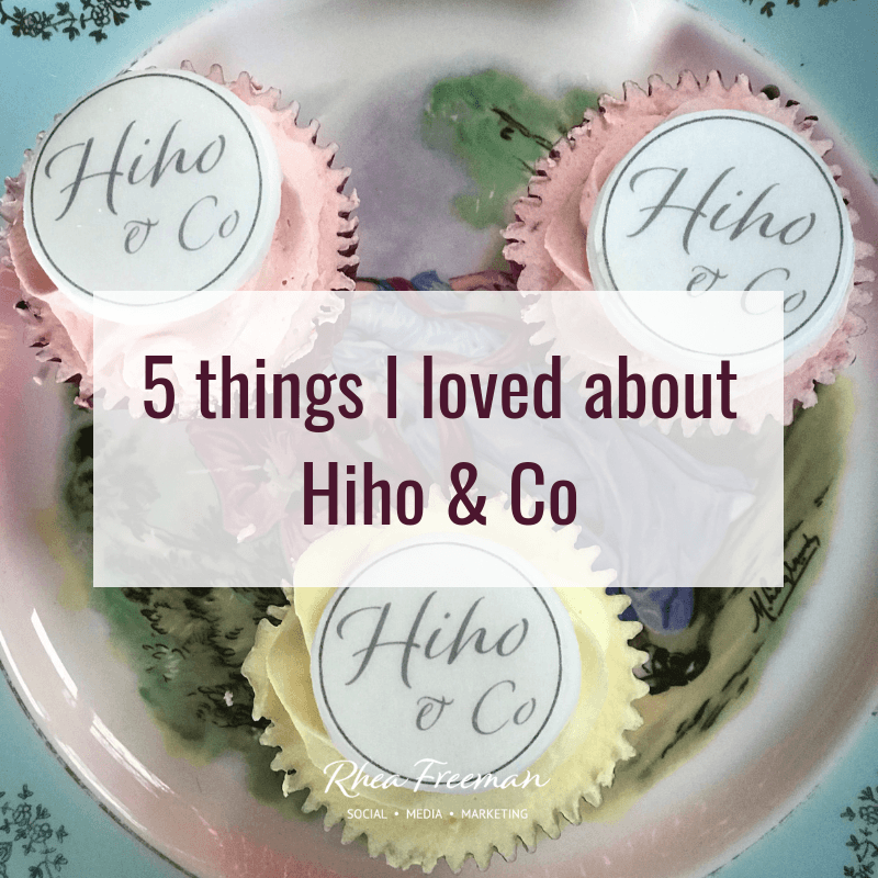 5 things i loved about hiho and co